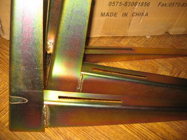 кронштейны для кондиционеров с анодированным покрытием прослужат дольше чем окрашенные