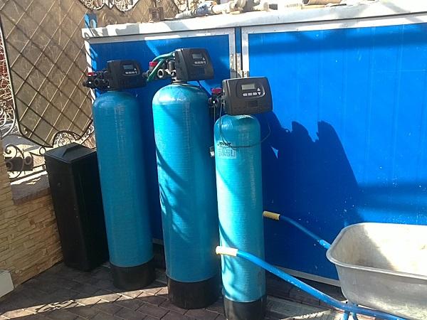Смстема водоочистки для загородного дома